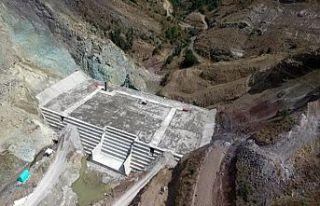 Gümüşhane'de 27 gölet çalışması sürdürülüyor