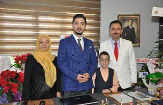 Gümüşhaneli Turhan'dan Eskişehir'e hukuk bürosu