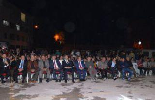 Torul'da halk konseri gerçekleştirildi