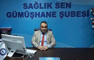 Karabulut: Sağlık çalışanlarına desteğe devam...