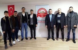 ŞİDEF' Gençlik'ten kültür ve kaynaşma...