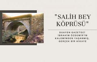 Özdemir'den yaşanmış bir hikaye: Salih Bey...