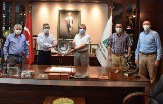 Başkan Ataç: Gümüşhane'yi görmek istiyorum