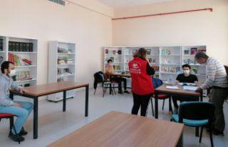 Gençlik Merkezinde YKS hazırlığı