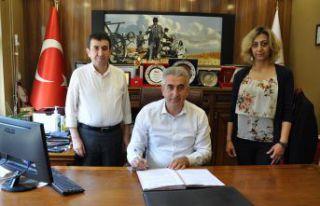 Gümüşhane'de DOKAP Destekli 3 tarımsal proje...