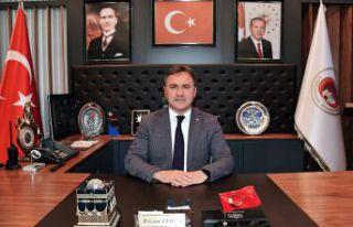 Başkan Çimen'den Hicri Yılbaşı ve Muharrem...