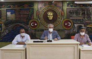 Gümüşhane İl Genel Meclisi'nin eylül ayı toplantıları...