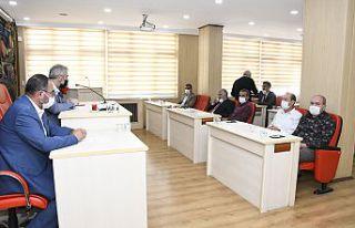 İl Genel Meclisi'nin ekim ayı toplantıları devam...