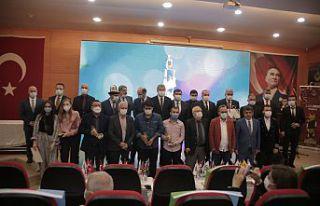 5. Türk Dünyası Belgesel Film Festivali Ödül...