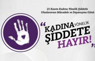 Kadına Yönelik Şiddete Karşı Uluslararası Mücadele...