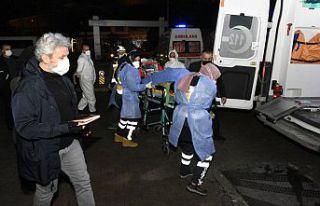 Başkan Olgun'a saldıran diğer şahısta yakalandı