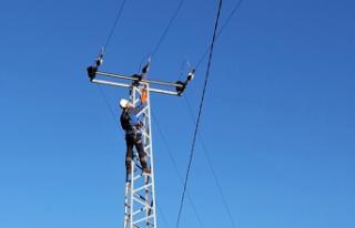 Çoruh EDAŞ'tan Kırsal Şebekeye Güçlü Yatırım