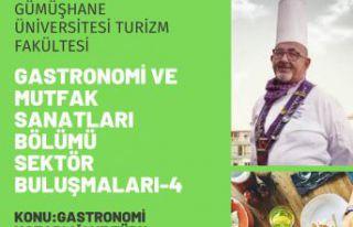 Gastronomi söyleşisine dünyaca ünlü gurme Haldun...