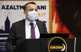 Gümüşhane'de İl Afet Risk Azaltma Planı (İRAP)...