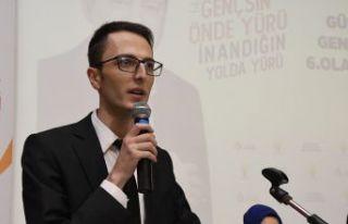 AK Gençlik Ülker'le devam dedi