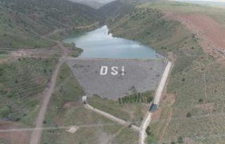 DSİ son 18 yılda Gümüşhane'de 17 baraj 4 gölet...
