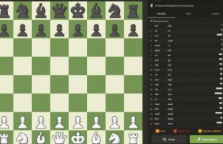 Kurtuluş için satranç turnuvası düzenlendi
