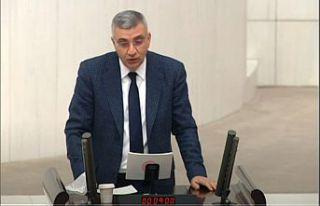 "Milletvekili Pektaş'tan ""su"" önergesi"