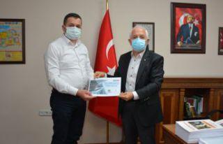 Turan'dan Akçay'a Kazakistan bilgilendirmesi
