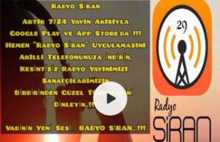 Radyo Şiran kuruldu