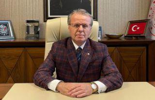 Gümüşhane'nin yeni Sağlık Müdürü Dr. Necip...