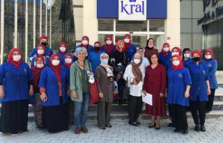 TOBB İl Kadın Girişimciler İcra Komitesi toplandı