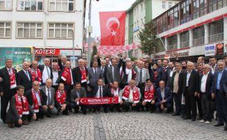 MHP'den 'Sevdamız Gümüşhane' etkinliği