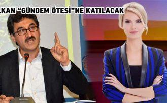 Prof. Dr. Necmettin Alkan, Pelin Çift'in konuğu olacak