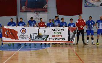 Hentbol'de Marmara Üniversitesi'ni de aştık: 41-24