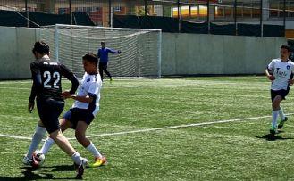 Futbolda U14 şampiyonası Gümüşhane'de