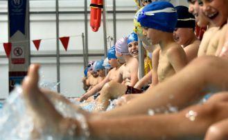 Gümüşhane'de 'Yüzme bilmeyen kalmasın' projesi başladı