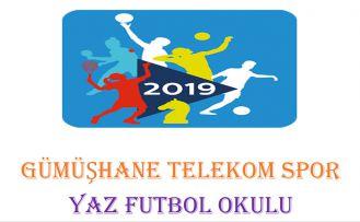 2019 yaz futbol okulu açılıyor