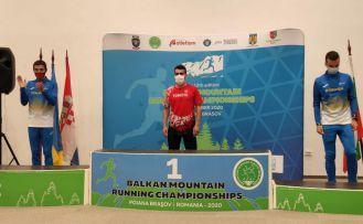Çakır Balkan şampiyonu oldu