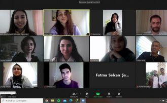 GÜNÖP eğitim programlarına online devam ediyor