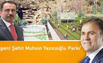 Çimen'den Yazıcıoğlu'na Vefa