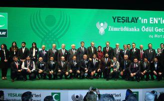 Torul Gençlik'e En Yeşilaycı Kulüp ödülü