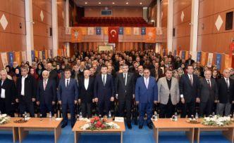 AK Parti Gümüşhane İl Danışma Meclisi Toplantısı Yapıldı
