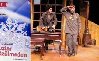 'Buzlar Çözülmeden' Gümüşhane'de sahnelenecek