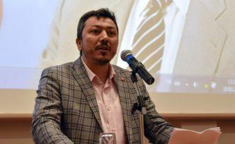 SP Gümüşhane İl Başkanlığına Akın Demir yeniden seçildi