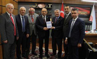 GÜSİAD'dan Ankara çıkarması