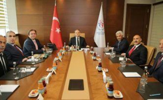 SAMGÜDEF'den Ankara çıkarması