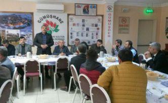 GÜMÜŞDER'den eğitimciler buluşması