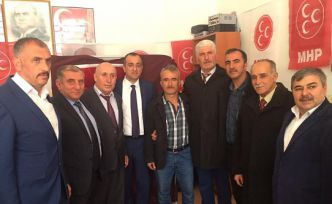 MHP Kürtün kongresi yapıldı