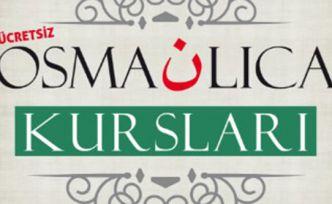 Birlik Vakfından kadınlara ücretsiz Osmanlıca kursu