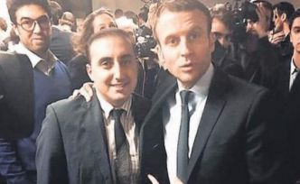 Macron'un Ekibindeki Gümüşhaneli!