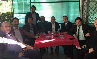 Ankara Musalla Derneği aşure dağıttı