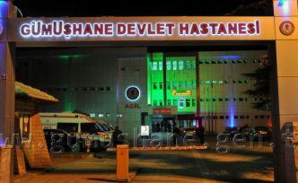Gümüşhane Devlet Hastanesinde ziyaret saatleri değişti