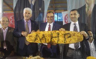 MHP heyeti Torul'da