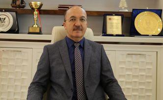 Rektör Zeybek'ten yeni dönem mesajı