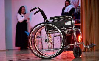 Gümüşhane'de 3 Aralık Dünya Engelliler Günü kutlamaları